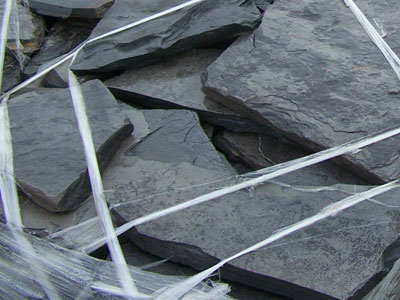 Canadian Flagstone, Black
