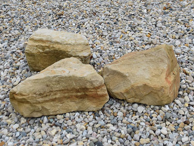 Decorative Sandstone Boulders